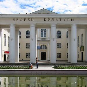 Дворцы и дома культуры Уварово