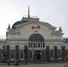 Железнодорожные вокзалы в Уварово