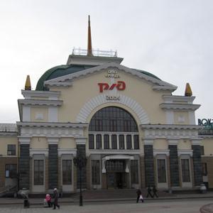 Железнодорожные вокзалы Уварово